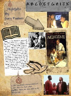 Nightjohn By Gary Paulsen Novel Analysis - Essay Example