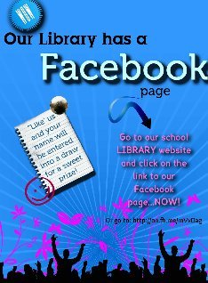Library Facebook Poster