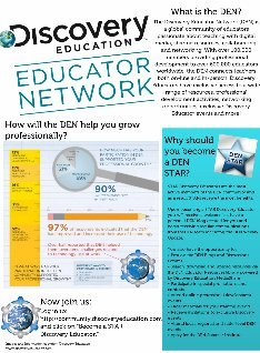 discovery educator network den