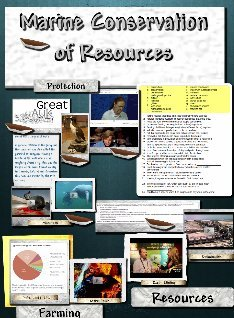 Marine Conservation of Resources