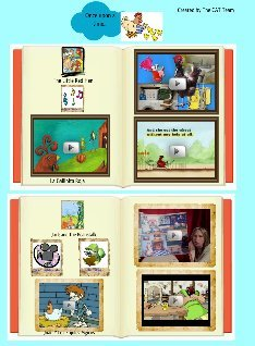 Emergent Literacy 3: The Little Red Hen, Jack and the Beanstalk