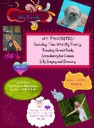 All About Me - Mrs. Farrell's thumbnail