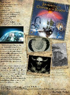 A Journey to the Center of the Earth; A Novel by Jules Verne