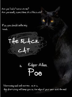the black cat by edgar allan poe: text, images, music, video ...